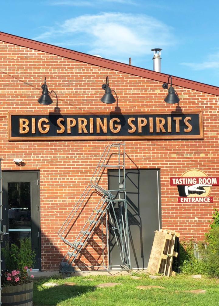 Big Spring Spirits