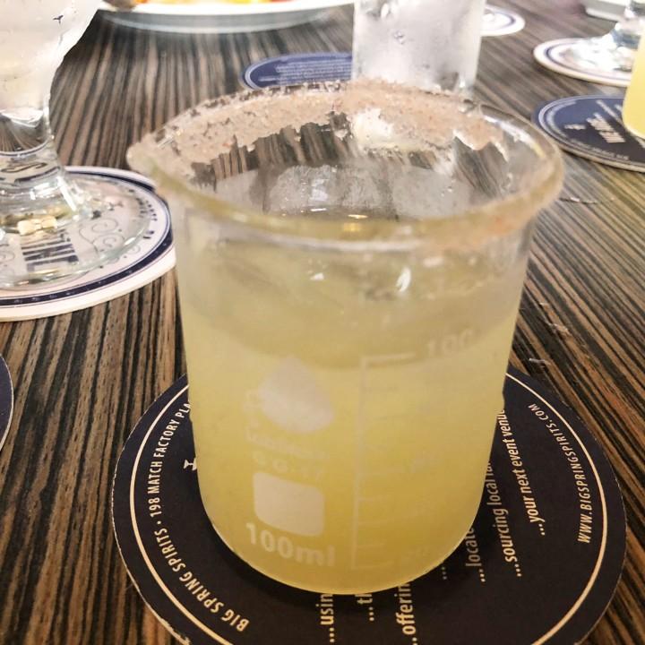 the BS Margarita