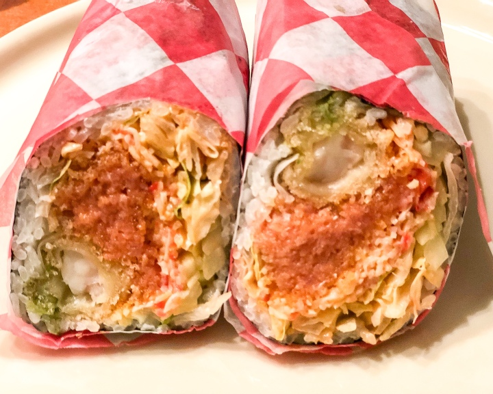 Kondu Burrito