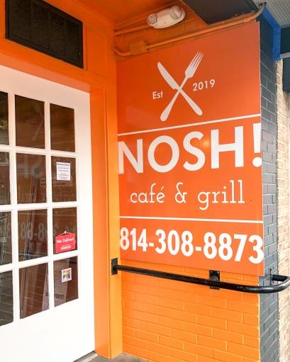 NOSH and its Orange entry