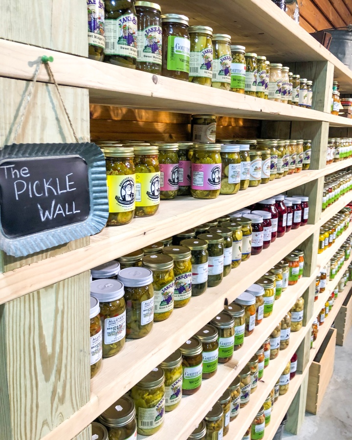 Pickle Wall!